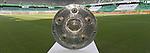 27.06.2020, Fussball: nph00001 1. Bundesliga 2019/2020, 34. Spieltag, VfL Wolfsburg - FC Bayern Muenchen, in der Volkswagen-Arena Wolfsburg. Meisterschale Feature<br /><br />Foto: Bernd Feil/M.i.S./ /Pool/nordphoto<br /><br />Nur fŸr journalistische Zwecke! Only for editorial use! <br /><br />GemŠ§ den Vorgaben der DFL Deutsche Fussball: nph00001 Liga ist es untersagt, in dem Stadion und/oder vom Spiel angefertigte Fotoaufnahmen in Form von Sequenzbildern und/oder videoŠhnlichen Fotostrecken zu verwerten bzw. verwerten zu lassen. DFL regulations prohibit any use of photographs as image sequences and/or quasi-video.    <br /><br />National and international NewsAgencies OUT.