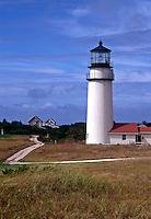 Highland Light lighthouse, Truro, Cape Cod<br />