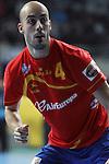 Albert Rocas. SPAIN vs SLOVENIA: 26-22 - Semifinal.