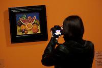 Nature morte<br /> Roma 18-03-2014 Scuderie del Quirinale. Inaugurazione vernissage della mostra dedicata a Frida Kahlo.<br /> Opening of the exhibition of Frida Kahlo.<br /> Photo Samantha Zucchi Insidefoto