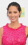 SANTA MONICA, CA - AUGUST 19: Olivia Munn arrives at the 2012 Do Something Awards at Barker Hangar on August 19, 2012 in Santa Monica, California. /NortePhoto.com....**CREDITO*OBLIGATORIO** ..*No*Venta*A*Terceros*..*No*Sale*So*third*..*** No Se Permite Hacer Archivo**