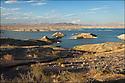 Nevada-Route 66<br /> Lake Mead<br /> Sur la route de Las Vegas