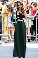 NEW YORK, EUA, 27.06.2017 - MOLLY-BERNARD - A atriz norte-americana Molly Bernard é vista no Soho na Ilha de Manhattan em New York nesta terça-feira, 27. (Foto: Vanessa Carvalho/Brazil Photo Press)