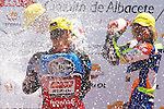 Races during the FIM CEV REPSOL in Albacete, Spain.<br /> 06/07/2014<br /> fabio quartararo<br /> Rafa Marrodán by PHOTOCALL3000