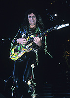 Steve Vai performing with Whitesnake at Alpine Valley, Wisconsin.<br /> CAP/MPI/GA<br /> &copy;GA/MPI/Capital Pictures