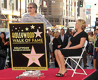 Kathy Bates, Kate Winslet<br /> at the Kate Winslet Star on the Hollywood Walk of Fame, Hollywood, CA 03-17-14<br /> David Edwards/DailyCeleb.Com 818-249-4998
