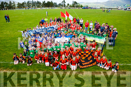 Nine South Kerry Clubs attended La na gClub at the Renard GAA grounds on Sunday.