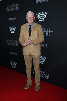 LOS ANGELES - JAN 16:  Dale Dye at the The Last Full Measure Premiere - Arrivals at the ArcLight Hollywood on January 16, 2020 in Los Angeles, CA