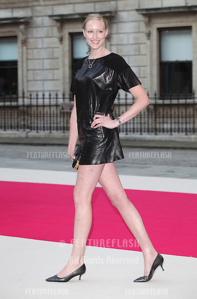 Jade Parfitt arriving for the Royal Academy of Arts Summer Exhibition Party, at the Royal Academy of Arts, London. 30/05/2012 Picture by: Alexandra Glen / Featureflash
