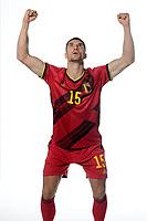 Thomas Meunier defender of Belgium  <br /> Tubize 12/11/2019 <br /> Calcio presentazione della nuova maglia della Nazionale del Belgio <br /> Photo De Voecht  Kalut/Photonews/Panoramic/insidefoto<br /> ITALY ONLY