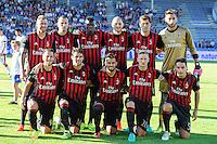 Squadra Milan<br /> Francia Agen 16-7.2016 Calcio Partita amichevole precampionato 2016/2017 - Bordeaux - Milan <br /> Foto Thierry Breton / Panoramic / Insidefoto