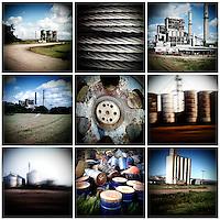 Industry - Texas. 2009.