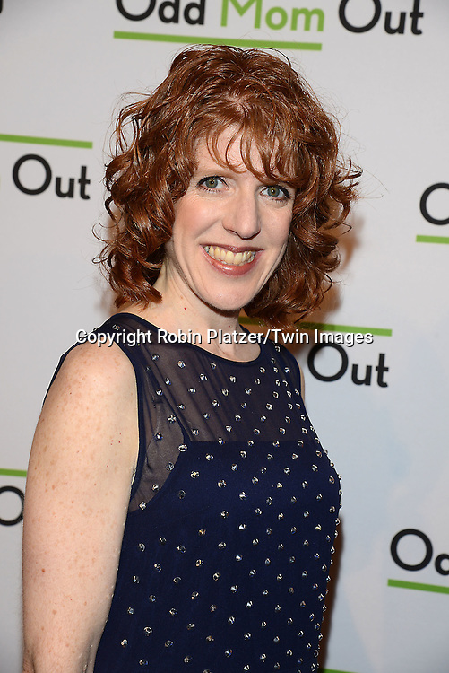 Julie Rottenberg attends the &quot;Odd Mom Out&quot; Screening, which is Bravo's first scripted half-hour comedy from Jill Kargman,  on June 3, 2015 at Florence Gould Hall in New York City, New York, USA.<br /> <br /> photo by Robin Platzer/Twin Images<br />  <br /> phone number 212-935-0770