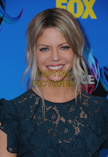 13 August  2017 - Los Angeles, California - Kaitlin Olson. Teen Choice Awards 2017 held at the Galen Center in Los Angeles. <br /> CAP/ADM/BT<br /> &copy;BT/ADM/Capital Pictures