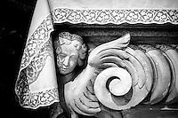 Lecce - Chiesa di San Giovanni Battista al Rosario - Particolare