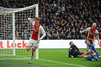 VOETBAL: AMSTERDAM: 16-04-2017, AJAX - SC Heerenveen, uitslag 5 - 1, Matthijs de Ligt, ©foto Martin de Jong
