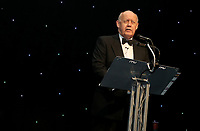 Essex Chairman John Faragher delivers his opening speech during the Essex CCC 2017 Awards Evening at The Cloudfm County Ground on 5th October 2017