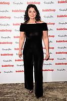 Natalie J Robb<br /> at the Inside Soap Awards 2017 held at the Hippodrome, Leicester Square, London<br /> <br /> <br /> ©Ash Knotek  D3348  06/11/2017