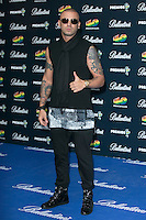 Wisin attend the 40 Principales Awards at Barclaycard Center in Madrid, Spain. December 12, 2014. (ALTERPHOTOS/Carlos Dafonte) /NortePhoto