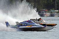 "Patrick Sankuer, Jr., GNH-6 and Steve Kuhr, GNH-317 ""The Irishman"" (Grand National Hydroplane(s)"