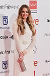 Vanesa Romero attends to XXV Forque Awards at Palacio Municipal de Congresos in Madrid, Spain. January 11, 2020. (ALTERPHOTOS/A. Perez Meca)