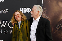 Los Angeles, CA - MAy 14:  Fiona Dourif and Brad Dourif attend the Los Angeles Premiere of HBO's 'Deadwood' at Cinerama Dome on May 14 2019 in Los Angeles CA. <br /> CAP/MPI/CSH/IS<br /> &copy;IS/CSH/MPI/Capital Pictures