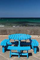 Royaume-Uni, îles Anglo-Normandes, île de Guernesey, Vale: Pembroke bay// United Kingdom, Channel Islands, Guernsey island, Vale: Pembroke bay/