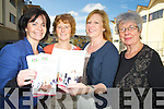 Edel Hobbart, Kate Murphy, Mary Collier and Anne Govan, Southwest counselling centre Killarney, announcing details of the International Suicide Prevention day which will be held on Monday at the centre. ..........................................................................................................