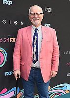 "LOS ANGELES - JUNE 13:  Marvel Character Co-Creator Chris Claremont attends the Season 3 Los Angeles Premiere Event for FX's ""Legion"" at Arclight Hollywood on June 13, 2019 in Los Angeles, California. (Photo by Frank Micelotta/FX/PictureGroup)"