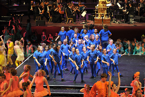 Theatretrain - I Don't Feel Like Dancing - Royal Albert Hall  25th September 2011
