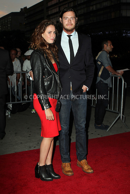 ACEPIXS.COM<br /> <br /> September 22 2014, New York City<br /> <br /> Actors Kaya Scodelario and Benjamin Walker attend the 'The Equalizer' New York premiere at the AMC Lincoln Square Theater on September 22, 2014 in New York City.<br /> <br /> By Line: Nancy Rivera/ACE Pictures<br /> <br /> ACE Pictures, Inc.<br /> www.acepixs.com<br /> Email: info@acepixs.com<br /> Tel: 646 769 0430