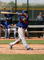 Rafael Ynoa / Los Angeles Dodgers 2008 Instructional League..Photo by:  Bill Mitchell/Four Seam Images