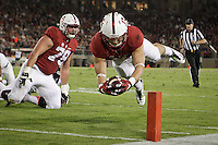 Stanford Cardinal vs Arizona Wildcats, October 3, 2015
