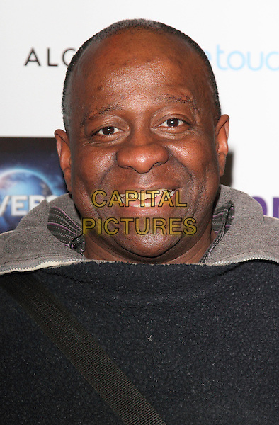 Dave Benson Phillips.Chortle Comedy Awards, Cafe de Paris, Coventry Street, London, England..March 25th 2013.headshot portrait black grey gray.CAP/ROS.©Steve Ross/Capital Pictures