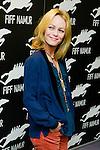 Vanessa Paradis, Coup de Coeur du 30 eme Festival International du Film Francophone à Namur. Namur, le 08 octobre 2015, Belgique