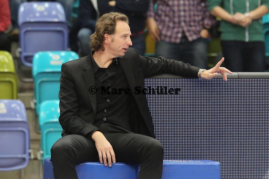 Trainer Ingo Freyer (Hagen) resigniert - Fraport Skyliners vs. Phoenix Hagen, Fraport Arena Frankfurt