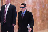 Senior Trump financial advisor Anthony Scaramucci is seen in the lobby of Trump Tower in New York, NY, USA on January, 9, 2017. <br /> Credit: Albin Lohr-Jones / Pool via CNP