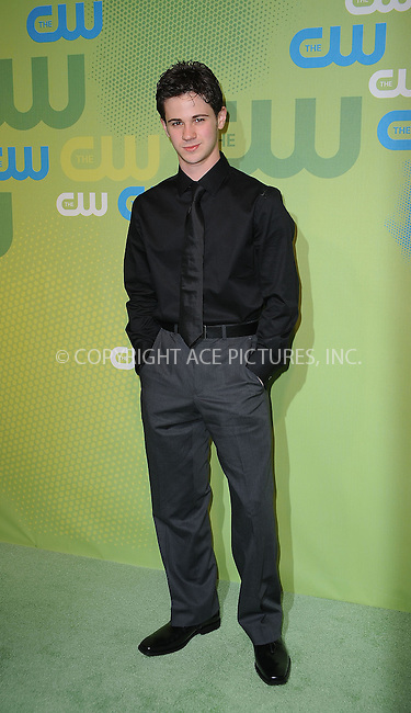 WWW.ACEPIXS.COM . . . . . ....May 21 2009, New York City....Connor Paolo arriving at the 2009 The CW Network UpFront at Madison Square Garden on May 21, 2009 in New York City.....Please byline: KRISTIN CALLAHAN - ACEPIXS.COM.. . . . . . ..Ace Pictures, Inc:  ..tel: (212) 243 8787 or (646) 769 0430..e-mail: info@acepixs.com..web: http://www.acepixs.com