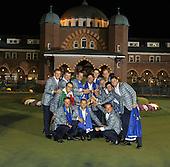 Ryder Cup 2012 European Team Winners