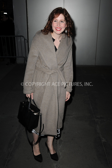WWW.ACEPIXS.COM<br /> March 22, 2015 New York City<br /> <br /> Vanessa Bayer attending the 'Mad Men' New York Special Screening at The Museum of Modern Art on March 22, 2015 in New York City.<br /> <br /> Please byline: Kristin Callahan/AcePictures<br /> <br /> ACEPIXS.COM<br /> <br /> Tel: (646) 769 0430<br /> e-mail: info@acepixs.com<br /> web: http://www.acepixs.com
