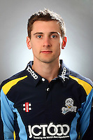 PICTURE BY VAUGHN RIDLEY/SWPIX.COM - Cricket - County Championship Div 2 - Yorkshire County Cricket Club 2012 Media Day - Headingley, Leeds, England - 29/03/12 - Yorkshire's Dan Hodgson.