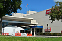 PEMBROKE PINES, FL - MARCH 15: A medical tent has been set up outside Memorial Hospital West in anticipation and preparedness for patients needing testing and treatment for the coronavirus disease (COVID-19) in Broward County. Florida Governor Ron DeSantis told reporters that his administration was canceling all non-essential travel by state employees and purchasing an additional 2,500 testing kits. Florida Gov. Ron DeSantis confirmed Friday that Florida would vote as scheduled in Tuesday's presidential primaries amid continued concern over the coronavirus outbreak. as of today, Florida had reported 115 cases of COVID-19 and 3 death. Several School around the States have closed schools as well as public facilities, and cancelled all major sports and entertainment events in order to prevent the spread of COVID-19. on March 15, 2020 in Pembroke Pines, Florida.  ( Photo by Johnny Louis / jlnphotography.com )