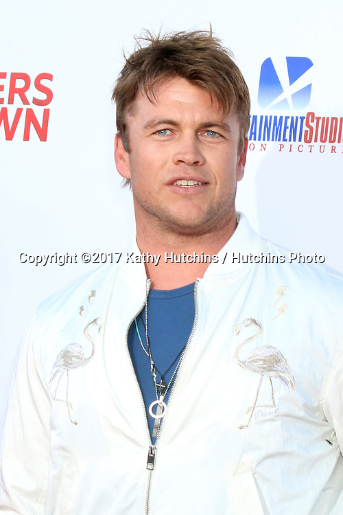 "LOS ANGELES - JUN 12:  Luke Hemsworth at the ""47 Meters Down"" Premiere at the Village Theater on June 12, 2017 in Westwood, CA"