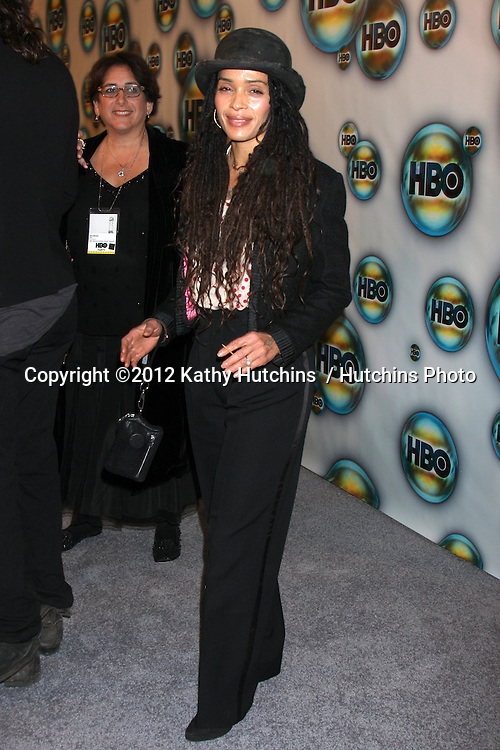 LOS ANGELES - JAN 15:  Lisa Bonet. arrives at  the HBO Golden Globe Party 2012 at Beverly Hilton Hotel on January 15, 2012 in Beverly Hills, CA