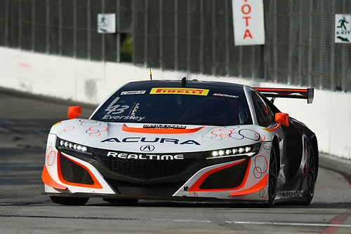 2017 Pirelli World Challenge<br /> Toyota Grand Prix of Long Beach<br /> Streets of Long Beach, CA USA<br /> Saturday 8 April 2017<br /> Ryan Eversley<br /> World Copyright: Jay Bonvouloir/ESCP