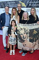 LOS ANGELES - SEP 27:  Kurt Mikinski, Brinkley Miklinski, Lauren Jolliffe, family at the 2019 Catalina Film Festival - Friday at the Catalina Bay on September 27, 2019 in Avalon, CA