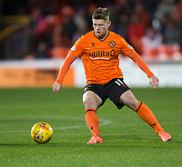 16th November 2019; Tannadice Park, Dundee, Scotland; Scottish Championship Football, Dundee United versus Queen of the South; Cammy Smith of Dundee United  - Editorial Use