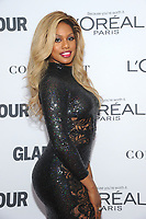 BROOKLYN, NY - NOVEMBER 13: Laverne Cox  at Glamour's 2017 Women Of The Year Awards at the Kings Theater in Brooklyn, New York City on November 13, 2017. <br /> CAP/MPI/JP<br /> &copy;JP/MPI/Capital Pictures