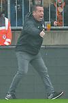 14.04.2018,  Millerntor-Stadion, Hamburg, GER, 2. FBL, 1.FC St.Pauli vs 1. FC Union Berlin  im Bild Trainer Markus Kauczinski (Pauli)  Foto © nordphoto / Witke *** Local Caption ***