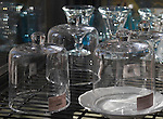 Glassware, Gusto, Rome, Italy